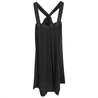 Zero + Maria Cornejo Silk Dress