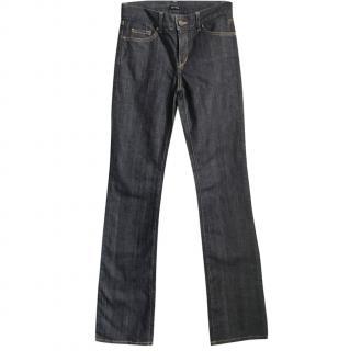 Joseph straight cut jeans