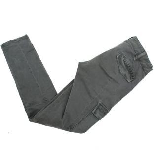 J Brand Houlihan Mid Rise Cargo Jean