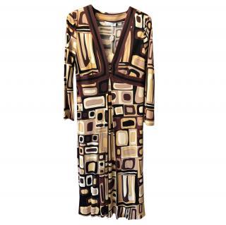 Emilio Pucci Patterned Dress