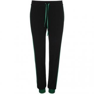 Zoe Karssen Lurex Cuff Relaxed Fit Pants