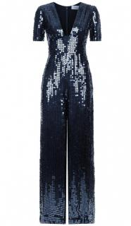 Temperley Heart Charm Jumpsuit