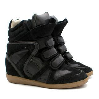 Isabel Marant Etoile Bekett Wedge Sneakers