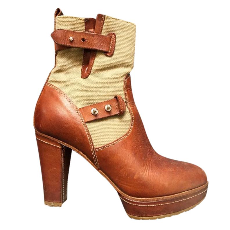 Rag and Bone platform boots