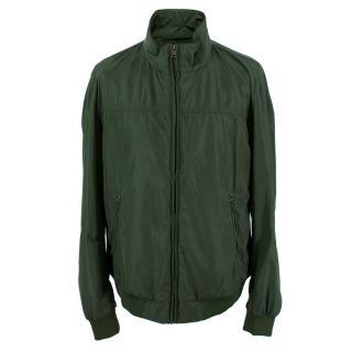 Hackett Men's Nylon Blouson Jacket