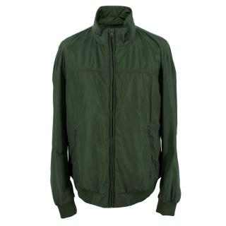 Hackett Men's Nylon Blouson Jacket