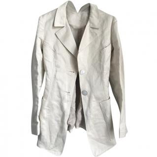 Theyskens Theory Silk Jacket