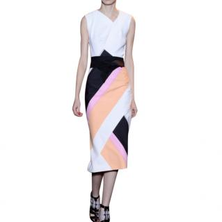 Roland Mouret runway dress