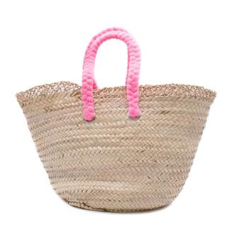 Laurence Heller Seagrass Straw Tote Bag