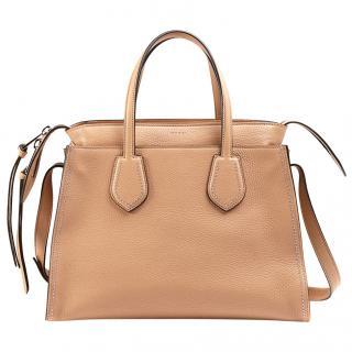 Gucci Medium Beige Ramble Tote Bag