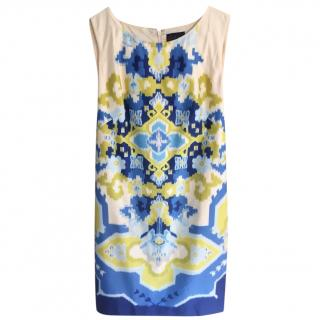 LUISA SPAGNOLI Printed Dress