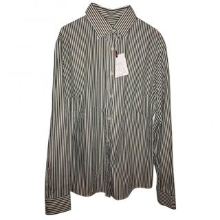 Stella Jean Sacramento striped shirt