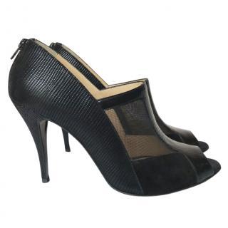 Bionda Castana Black Shoe Boot