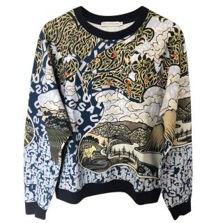 Mary Katrantzou Printed Sweatshirt