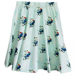 Alice and Olivia flared skirt