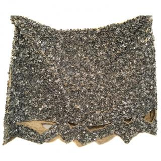 AJE sequined mini skirt