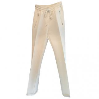 Stella McCartney Cream trousers