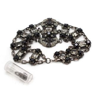 Dolce & Gabbana Crystal Embellished Choker