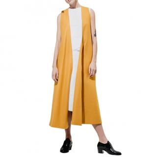 Lemaire full length sleeveless coat, nwt