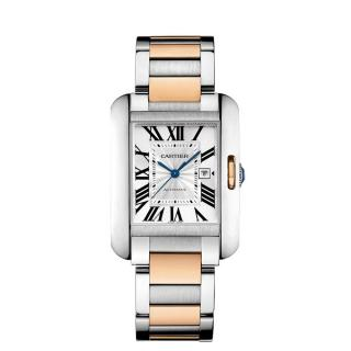 Cartier Large Tank Anglaise Watch