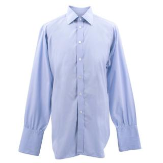 Turnball & Asser Blue Men's Shirt