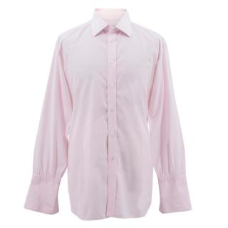 Turnball & Asser Pink Men's Shirt