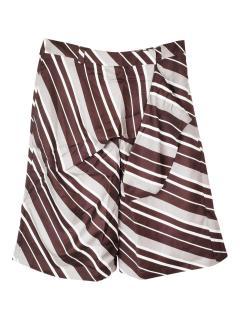 J.W. Anderson silk knot culottes shorts