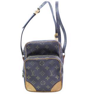 Louis Vuitton Amazon Monogram Shoulder Bag