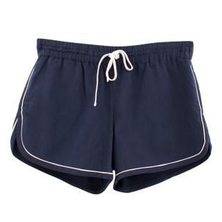 Isabel Marant Etoile Navy Shorts