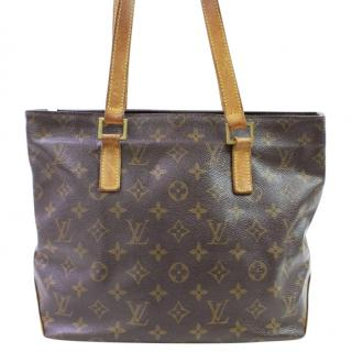 Louis Vuitton Cabas Piano Monogram Tote Bag