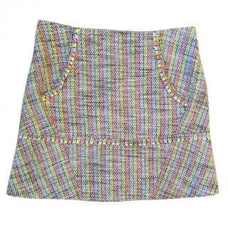 MAJE E12LAZAR multi coloured skirt