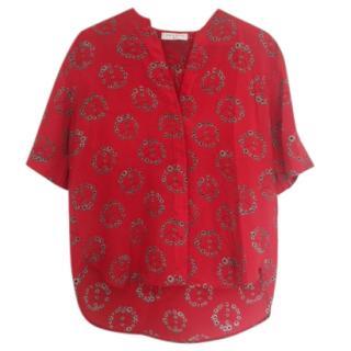 SANDRO Cyrielle Shirt