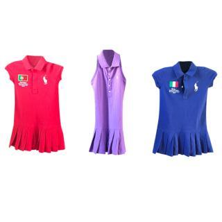 Ralph Lauren Dresses for girls size 5