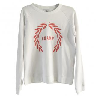 Zoe Karssen sweat shirt