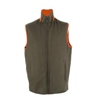 Saks Fifth Avenue Cashmere Gilet