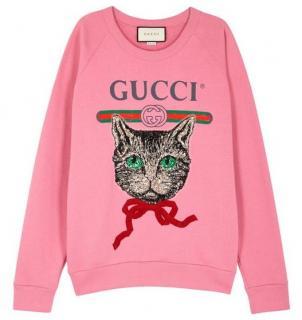 Gucci Mystic Cat Sweatshirt