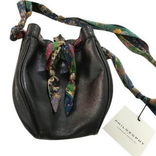 Philosophy Di Lorenzo Drawstring Bag
