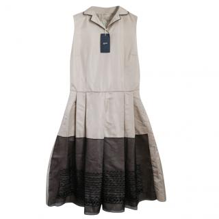 Jil Sander silk dress