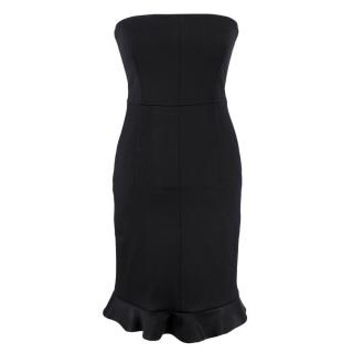 Stella McCartney Bodycon Frill Dress
