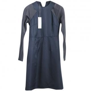 Marni nay blue dress