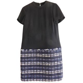 Proenza Schouler drop-waist mini dress