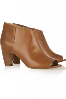 Maison Martin Margiela peep-toe ankle boots