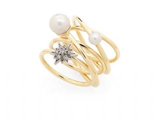 H.Stern Pearls of Genesis Ring