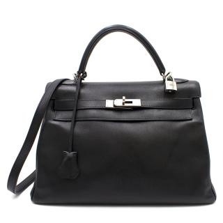 Hermes Swift Leather 32cm Kelly Bag