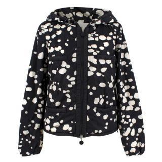 Moncler Printed Hooded Jacket