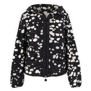 Moncler Printed Hooded Jacket
