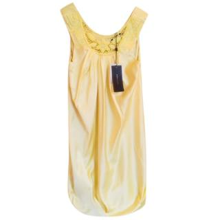 BCBG Max Azria Float Dress 100% Silk