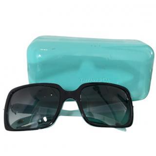Tiffany & Co. Crystal Detail Sunglasses