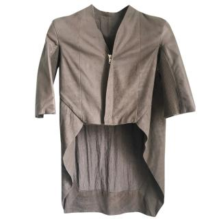 Rick Owens High Low Jacket