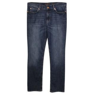 Escada High Rise Slim Fit Jeans
